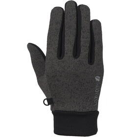 Lafuma Vars Gloves Women, carbone grey